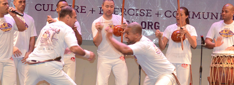 Capoeira BASICS for Adults