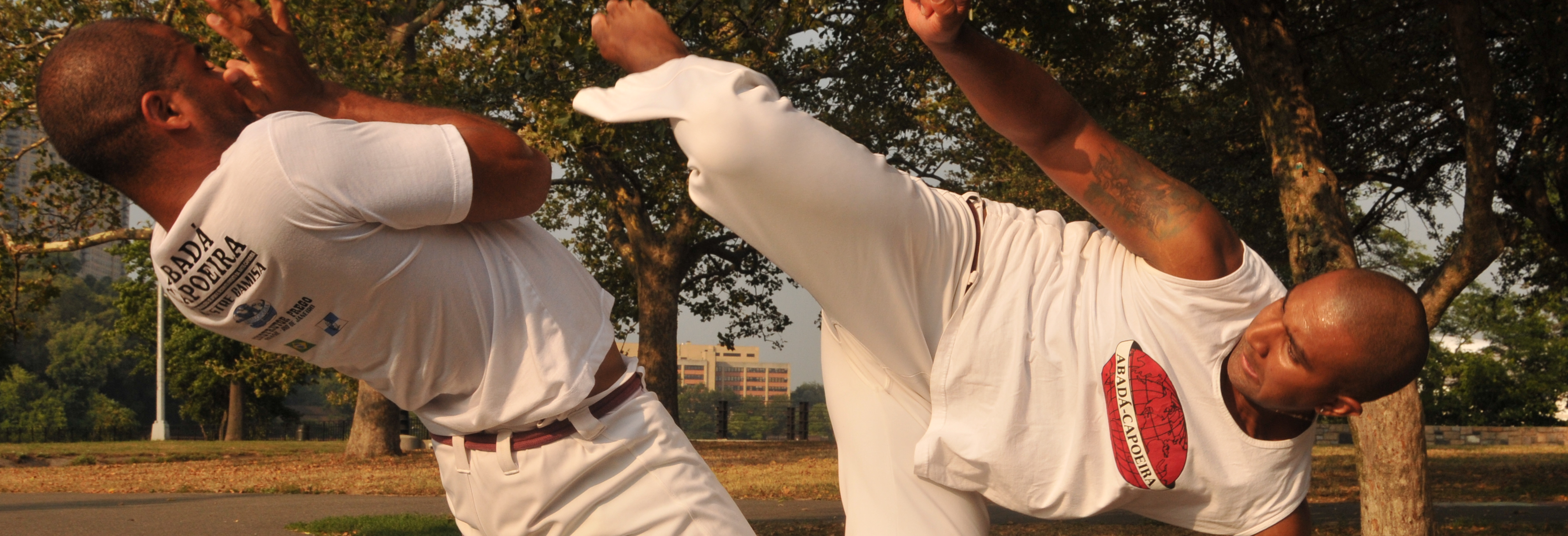 Capoeira for Teens/Adults