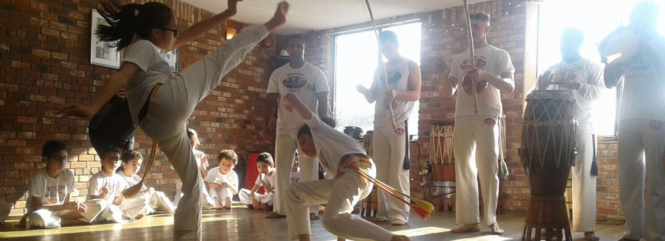 ACBXKIDS! Developing discipline, confidence and leadership through Capoeira cultural arts