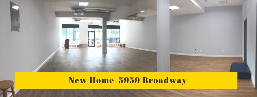 Our New Home: 5959 Broadway