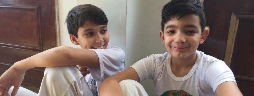 Kids Capoeira Classes