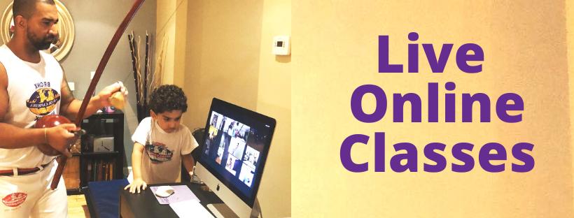 Join Class Online!